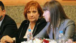 Кандидатът на ДПС за вицепрезидент Искра Михайлова: Разчитаме на разумните хора