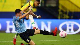 Бразилия също разби Уругвай и отдалечи първия световен шампион от Мондиала