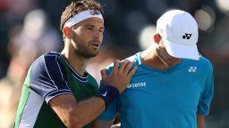 Григор преди полуфинала: Няма да го мисля много-много, наслаждавам се на живота