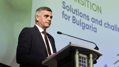 Стефан Янев: Зеленият преход ще е успешен, ако е съобразен с националните специфики