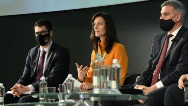 Мария Габриел: Защо България да не бъде една от долините на водорода