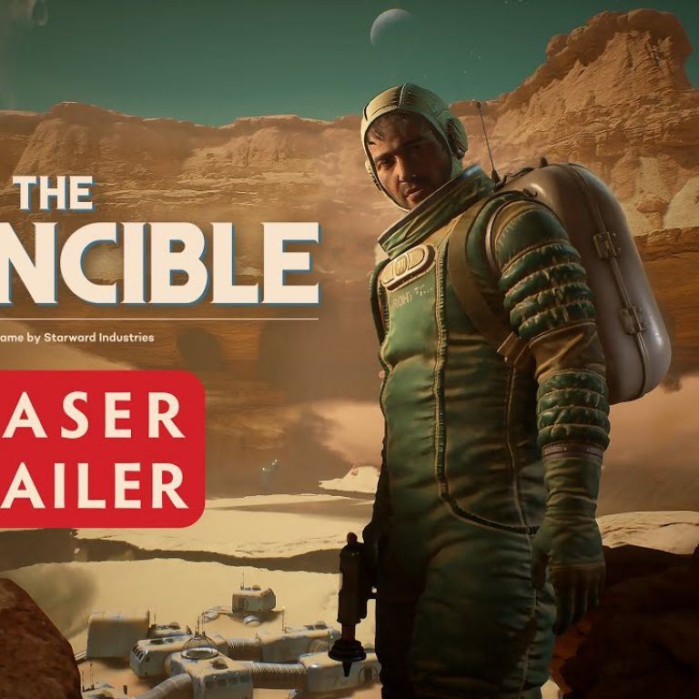 Появи се геймплей видео от The Invincible
