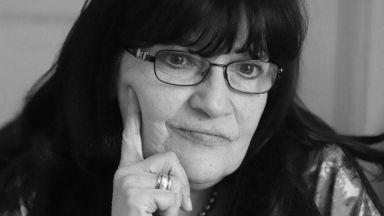 Почина Капка Панайотова, правозащитничката на хората с увреждания
