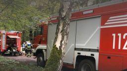 Трима са загинали в катастрофа с хеликоптер в Германия (видео)