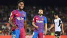 Новият №10 вдъхнови Барселона срещу Валенсия в дебюта на Агуеро
