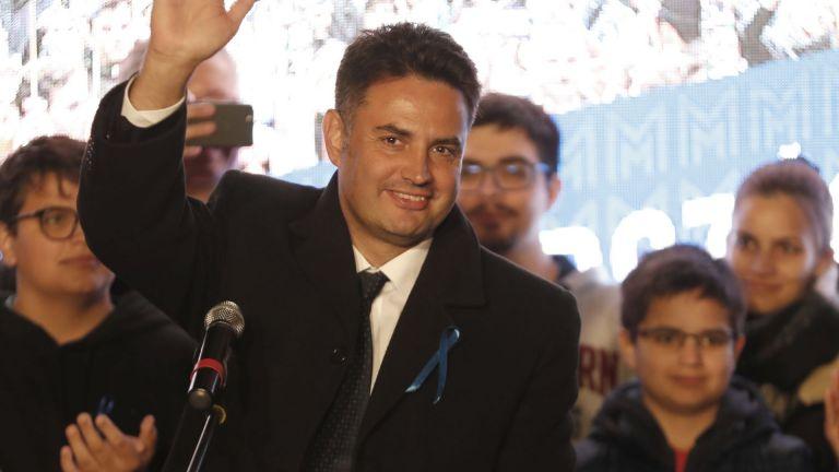 Независимият консерватор Петер Марки-Зай спечели първичните избори на унгарската опозиция,
