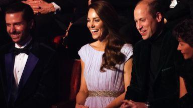 Принц Уилям и Кейт раздадоха награди за опазването на околната (видео)