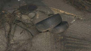 Улица в Козлодуйско се разцепва след канализационен проект за 5,5 млн. лева