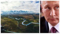 Русия пуска турове в Сибир, вдъхновени от Владимир Путин