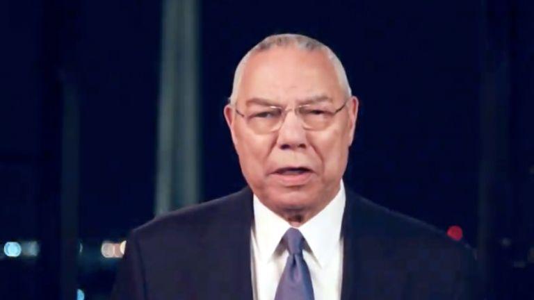 Бившият държавен секретар на Съединените щати Колин Пауъл почина на
