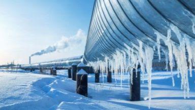 В Русия вечната замръзналост се топи: Под заплаха са сгради и инфраструктура