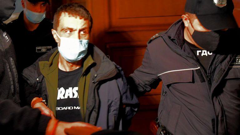 Софийският градски съд остави в ареста 51-годишния Златко Баждаров, обвинен