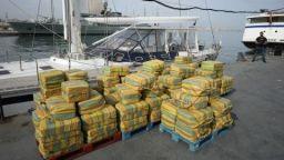 Откриха рекордни количества наркотици в Испания и Португалия