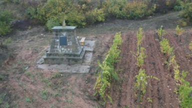 Войнишките ни гробища край Кавадарци са унищожени през 30-те г. на 20 век