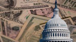 Дългът на САЩ в държавни облигации е нараснал до 7 555.8 млрд. долара