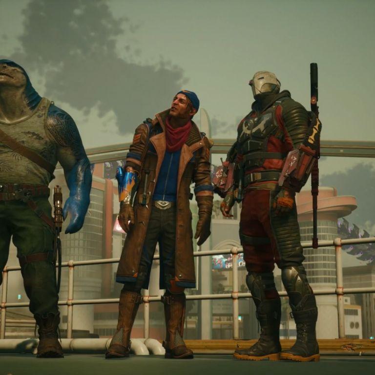 Нови подробности за играта Suicide Squad