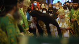 Стотици изпълниха Рилската Света обител за Отчовден (снимки)