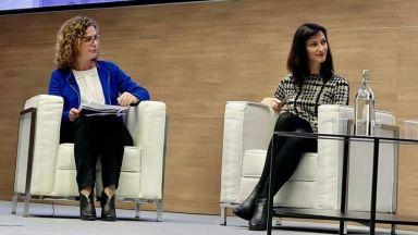 Мария Габриел: Нов подход за повече момичета в науката и иновациите