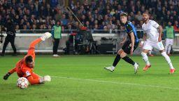 Безапелационен Манчестър Сити разкъса на парчета белгийския шампион