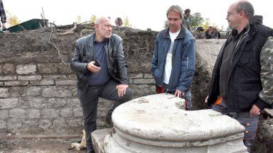 Проф. Овчаров: Римските терми в Рациария може да превърнат в световен туристически обект