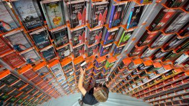 Над две хиляди издателства на Франкфуртския панаир на книгата