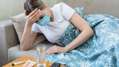 Грип след коронавирус: Изпитанията и решението