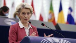 Фон дер Лайен: ЕС има нужда от ядрена енергия и от газ