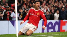 Кристиано отново бе героят за Юнайтед, този път при обрат срещу Аталанта