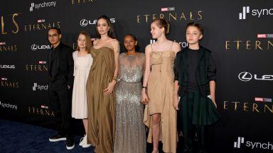 Анджелина Джоли излиза на срещи, но не иска да се обвързва