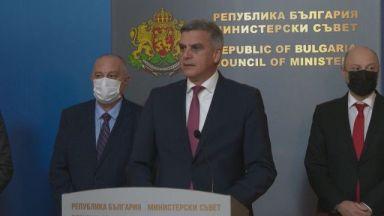 Стефан Янев: Грешката ни е, че чакахме до последния момент за по-строги мерки