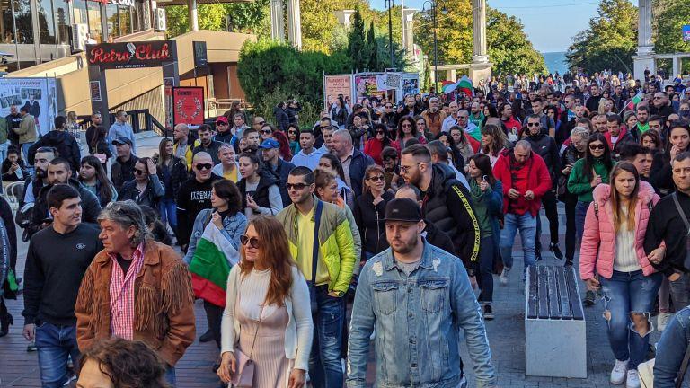 Представители на бизнеса излизат на национален протест от 15:00 часа