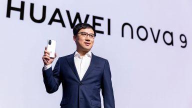 Huawei представи нов смартфон във Виена