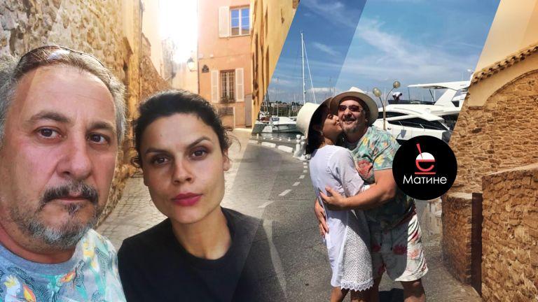 Световният артист Riv Bulgari и актрисата Марина Александрова:  От 2 счупени чаши - едно!
