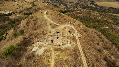 Продължават проучванията на Букелон - ловната крепост на императори и султани