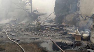 Взрив и пожар в руски завод уби 16 работници (снимки и видео)