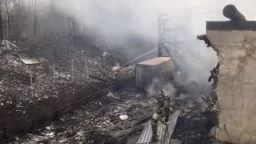 Взрив и пожар в руски завод уби 17 работници (снимки и видео)
