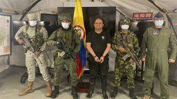 Заловиха най-издирвания колумбийски наркобарон