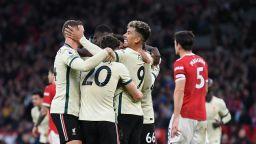 Исторически разгром! Ливърпул брутално се разправи с Манчестър Юнайтед