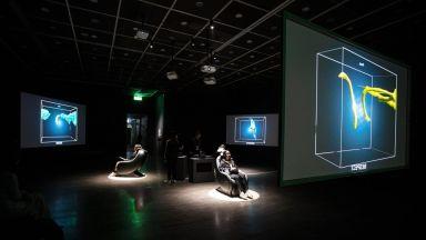 Стойност на ценностите - интерактивна инсталация на Морис Бенаюн и Тобиас Клайн