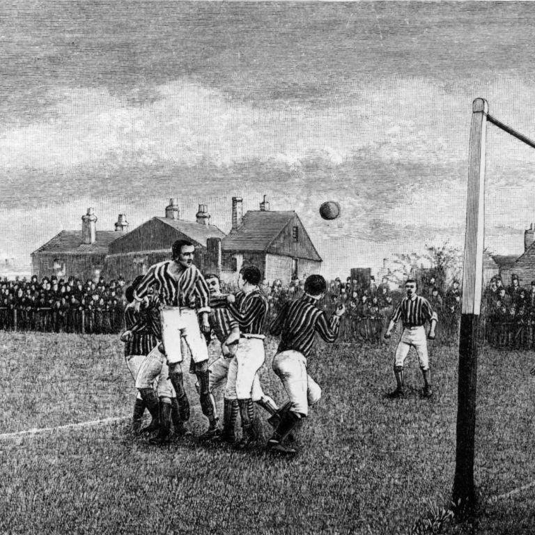 Честит рожден ден на футбола! Как започна всичко преди 158 г. в една лондонска кръчма