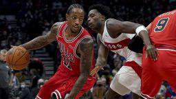 Четири победи в четири мача върнаха спомените за Джордан в Чикаго