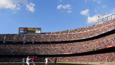Кои са най-посетените мачове по света след отварянето на стадионите?