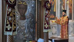 Всички славянски народи почитат покровителя  Св. Димитрий Солунски (снимки)