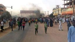 Седем загинали в Судан след военния преврат