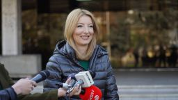 """СДСМ атакува кандидатката за кмет на Скопие, имала България за """"резевна татковина"""""""