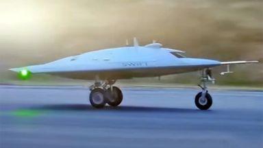 Индия показа стелт дрон (видео)