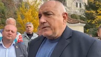 Бойко Борисов за решението на КС: Румен Радев е знаел за декларацията на Кирил Петков