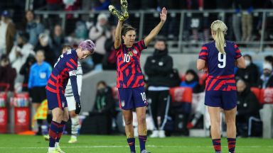 Легендата на женския футбол Карли Лойд приключи с националния отбор