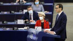 Съдът на ЕС глоби Полша с 1 милион евро на ден