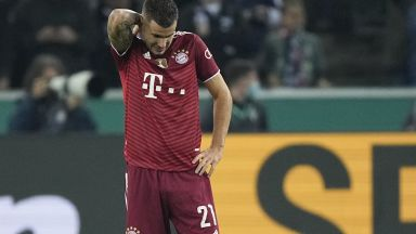 С пет гола в мрежата, Байерн изхвърча посрамен от турнира за Купата